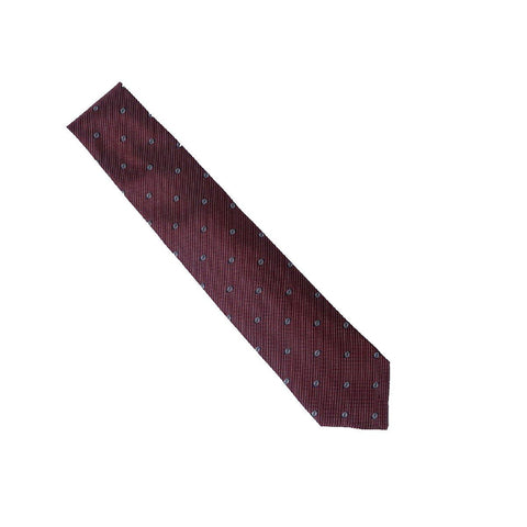 Gucci Mens Red Gandom GG Silk Tie 349398 at_Queen_Bee_of_Beverly_Hills