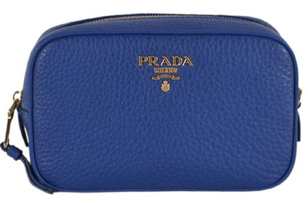 Prada Contenitore Royal Blue Vitello Daino Leather Vanity Case 1ND007 at_Queen_Bee_of_Beverly_Hills