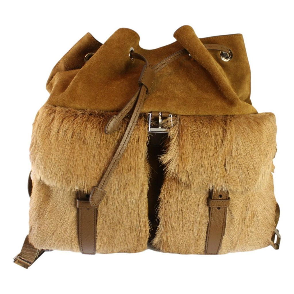Prada Tessuto Nylon Fur Zainetto Backpack 1BZ811 at_Queen_Bee_of_Beverly_Hills