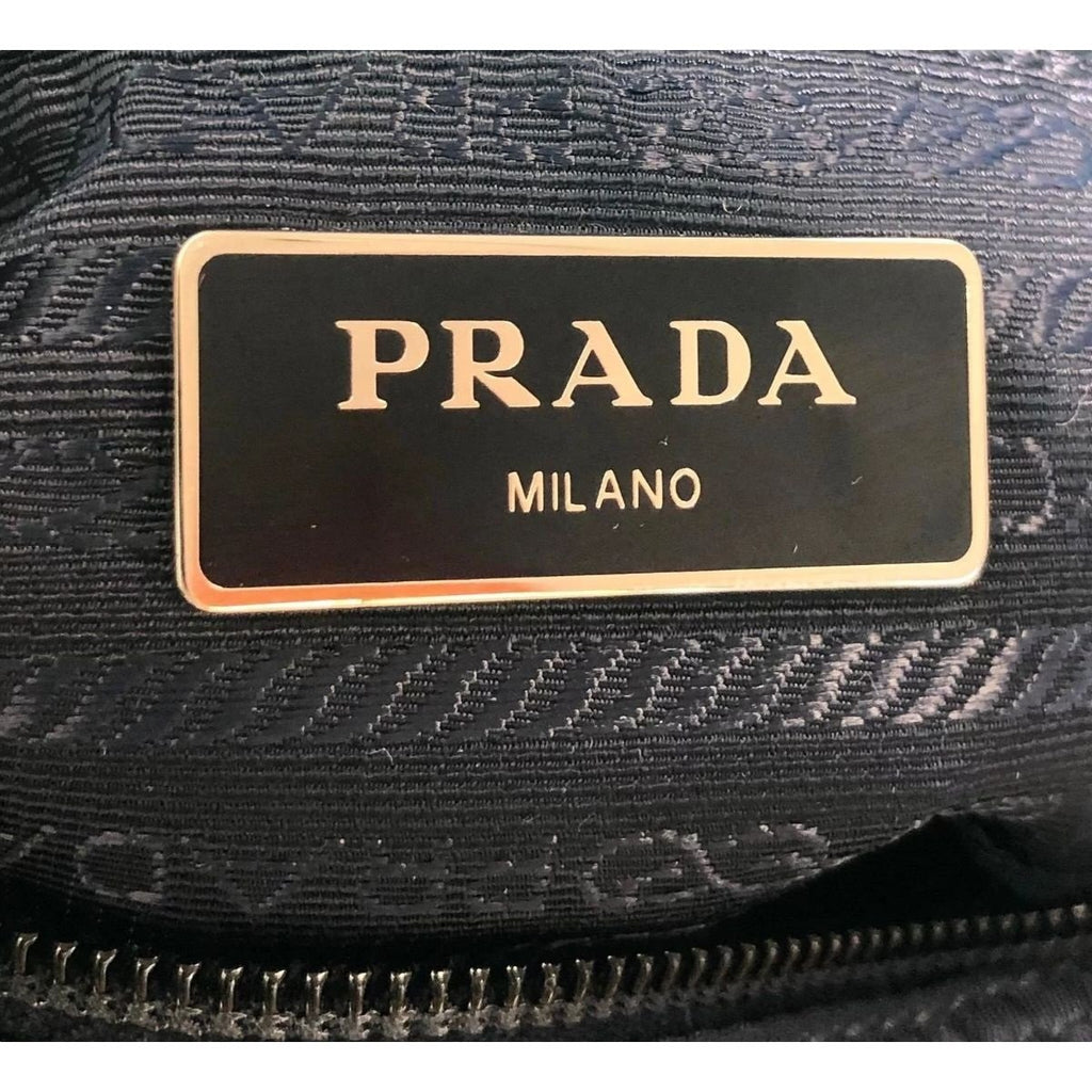 Prada Vela Tessuto Nylon Saffiano Leather Baltico Blue Messenger Bag 1BD953 at_Queen_Bee_of_Beverly_Hills