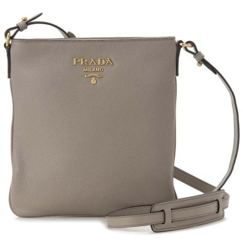 Prada Vitello Daino Flat Crossbody Bag w/ Removable Leather Strap 1BH142 at_Queen_Bee_of_Beverly_Hills