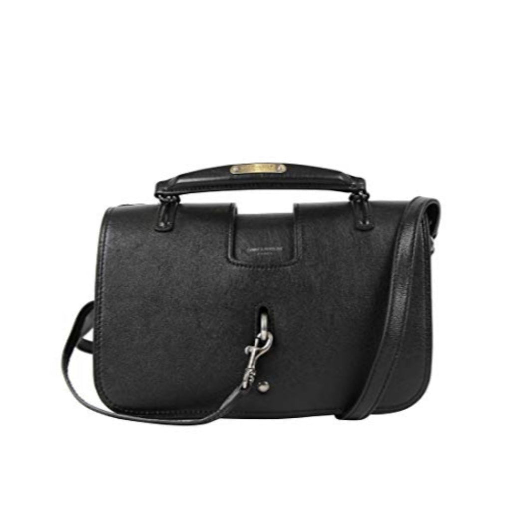 Saint Laurent Medium Charlotte Messenger Bag Black Leather 481942 at_Queen_Bee_of_Beverly_Hills