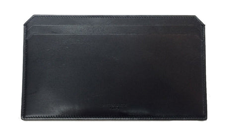 Saint Laurent YSL Classic Long Black Leather Wallet/ Document Holder 315875 at_Queen_Bee_of_Beverly_Hills