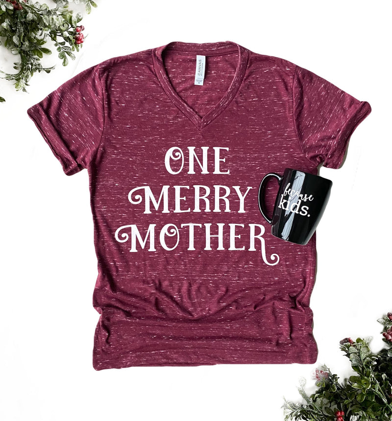 One Merry Mother T-shirt