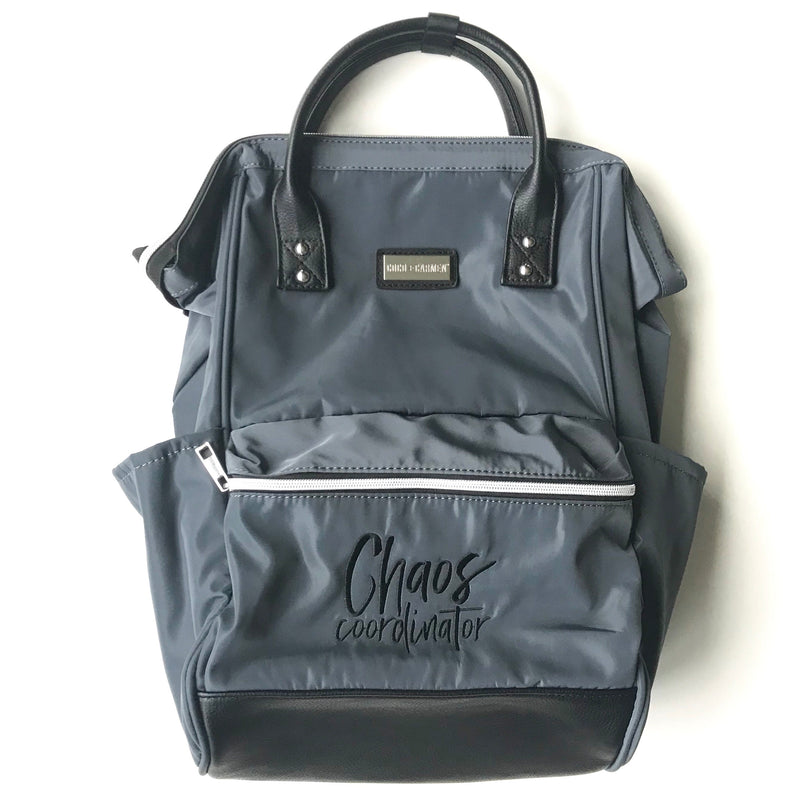 Chaos Coordinator Backpack - Charcoal