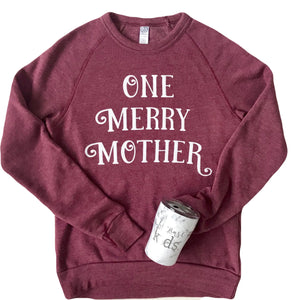 One Merry Mother Pullover