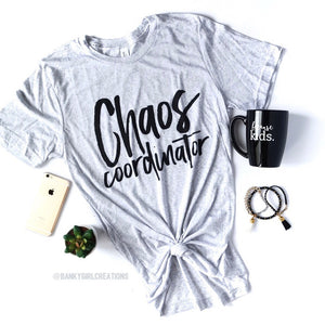 Chaos Coordinator Tee- The Original