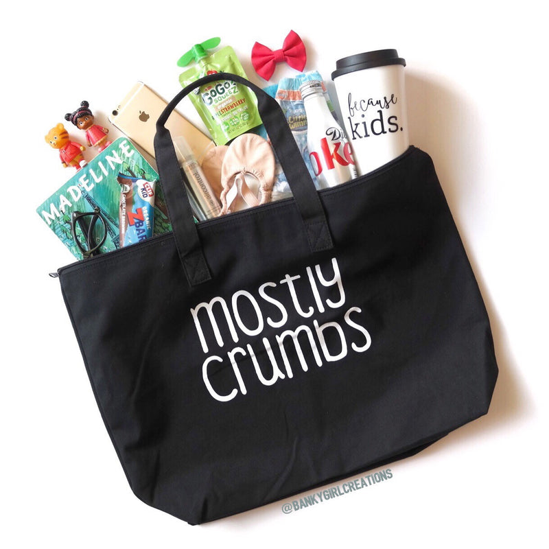 Mostly Crumbs Tote
