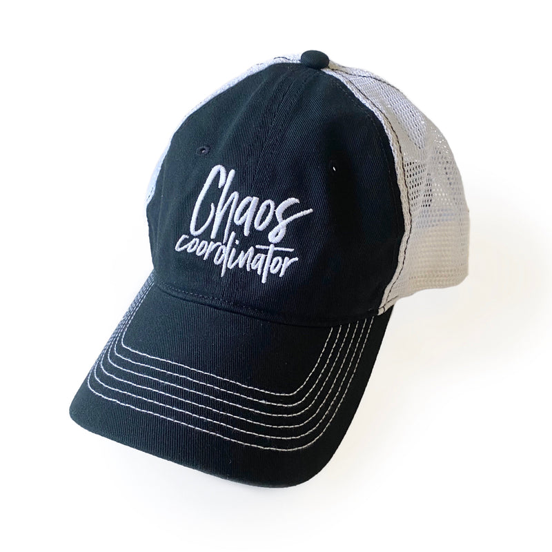 Chaos Coordinator Mesh Back Hat