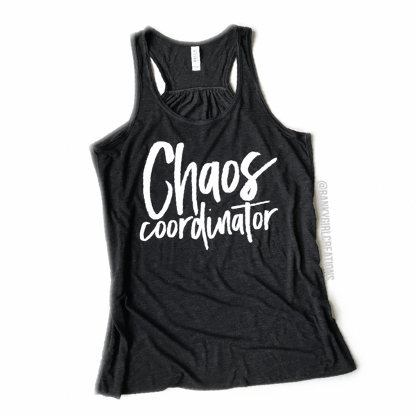 Chaos Coordinator Tank- The Original!!!