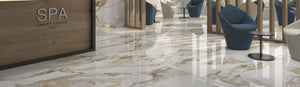 all the latest fashions in porcelain tiles