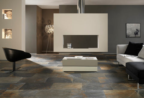 From Our Experience We Have Found That People Like The Idea Of Having Tiles  On Their Living Room Floor But ... Nice Look