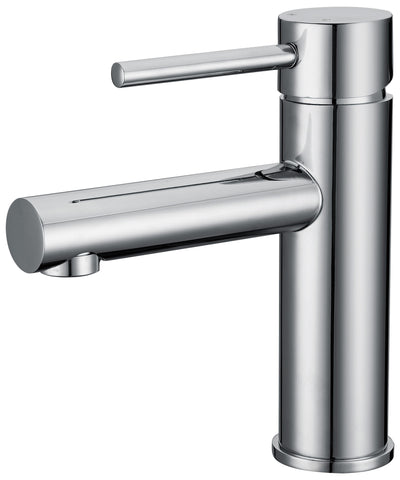 Capri series basin mixer - chrome - www.2degs.com.au