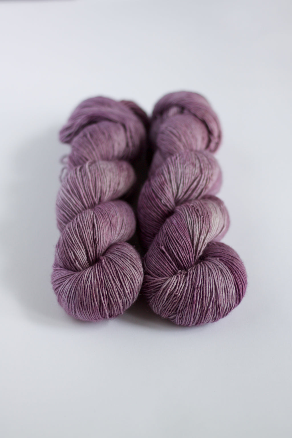 COZY PURPLE | Legato Single-Ply Fingering