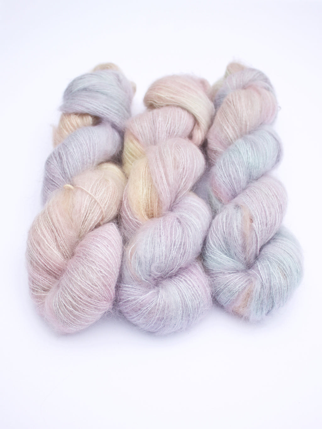 ANGEL AURA | Arioso Mohair/Silk Blend Lace