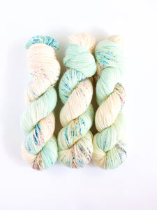 SALT WATER TAFFY | Virtuoso Sock/ Fingering