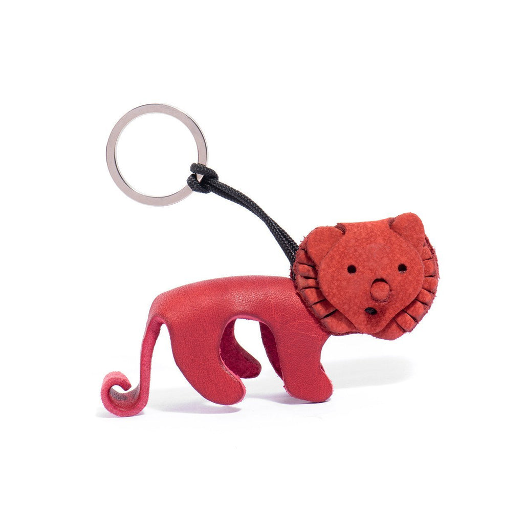 Lion Key Ring