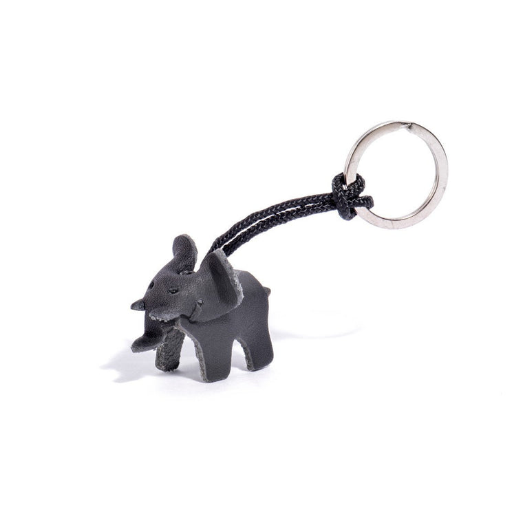 Baby Elephant Key Ring