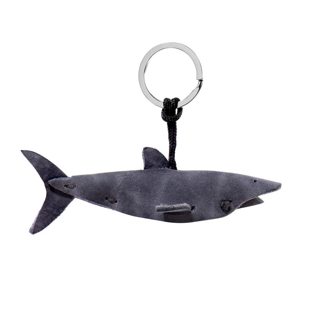 Shark Key Ring