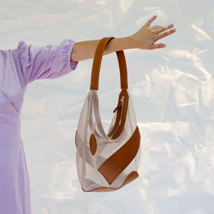 Honeycomb Tote - Project Dyad
