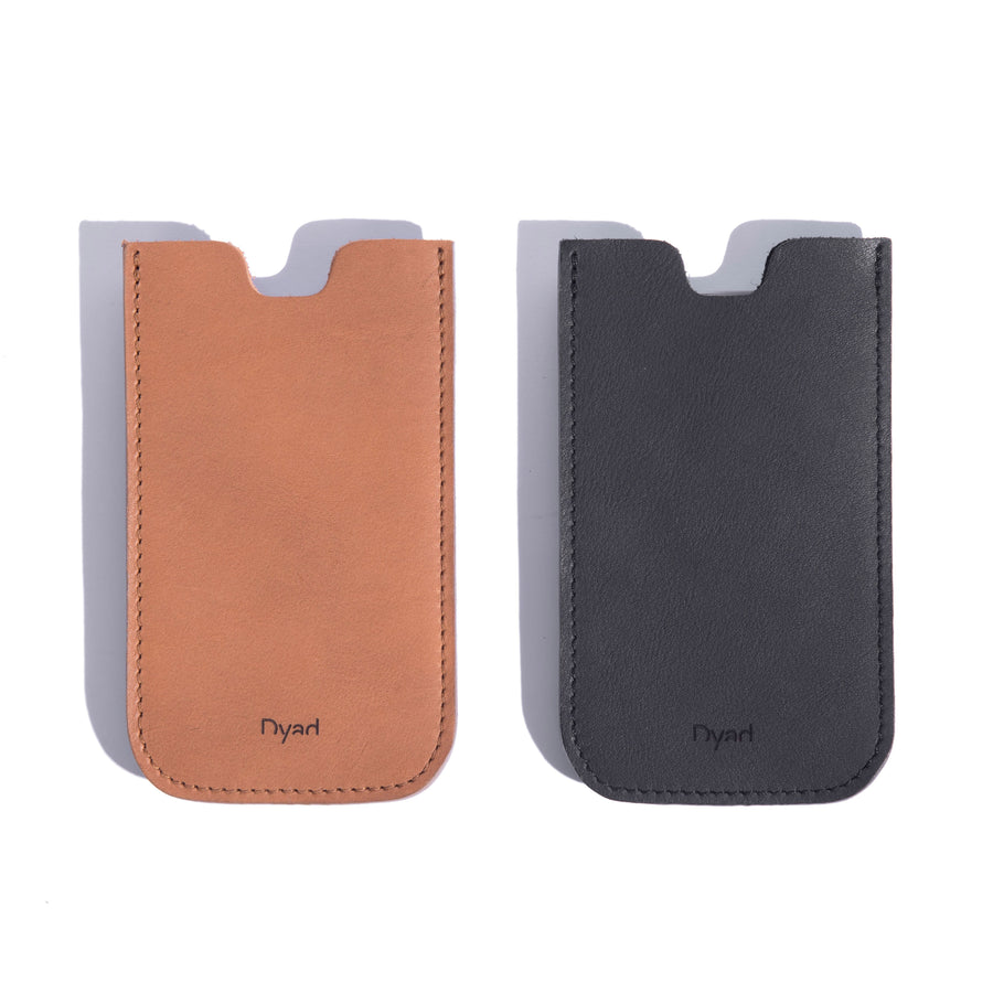 Iphone Sleeve - Black - Project Dyad