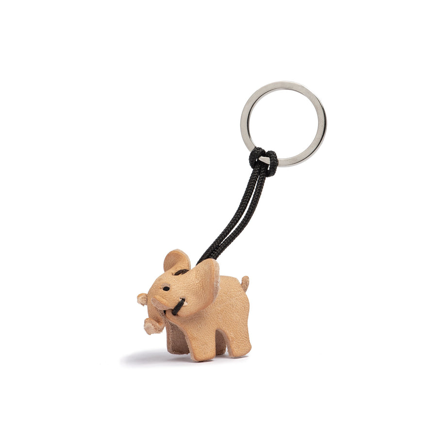 Baby Elephant Key Ring - Project Dyad