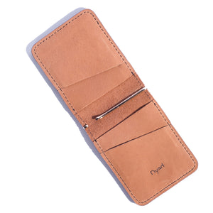 Pact Cardholder - Tan - Project Dyad