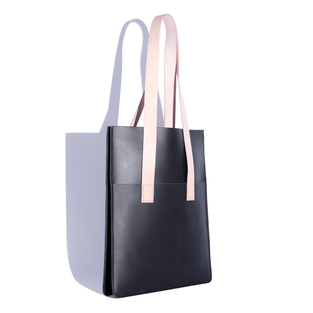 Parallel Tote - Black - Project Dyad