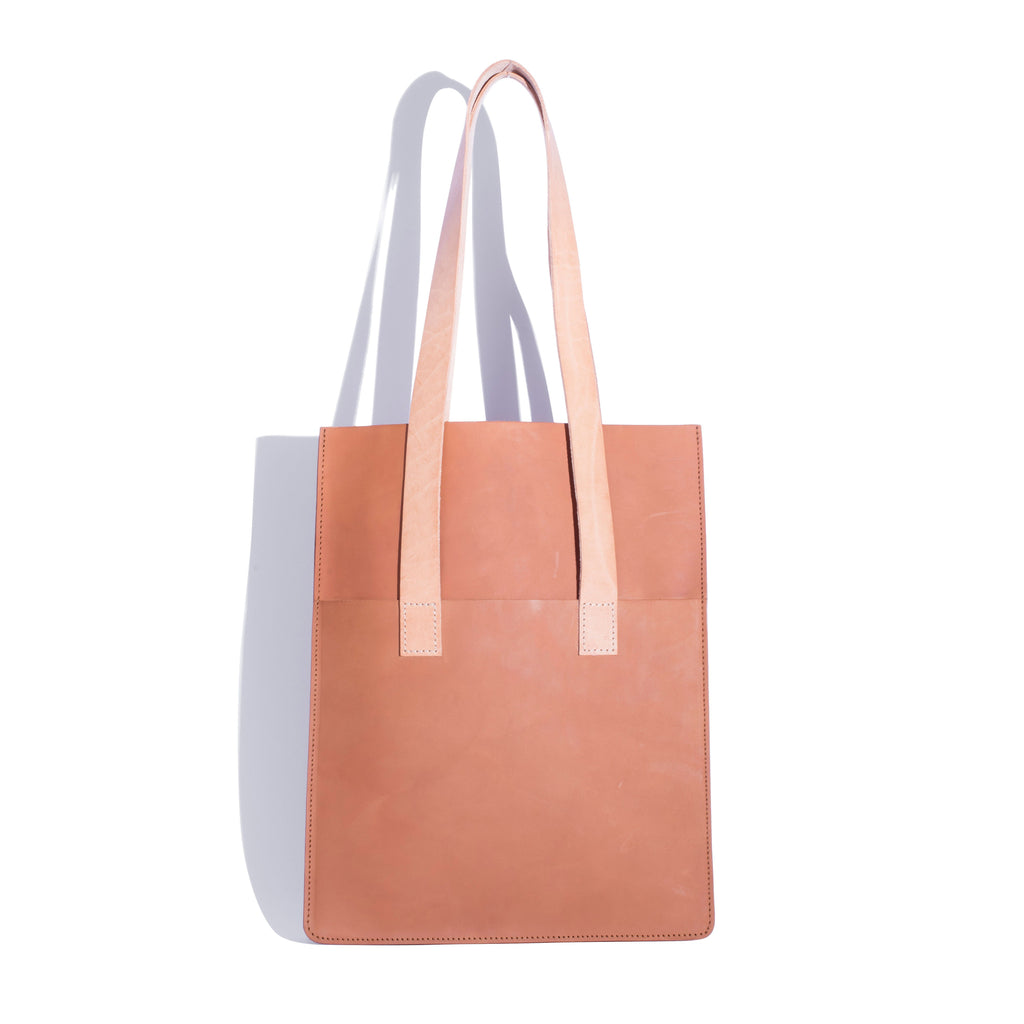 Parallel Tote - Tan - Project Dyad