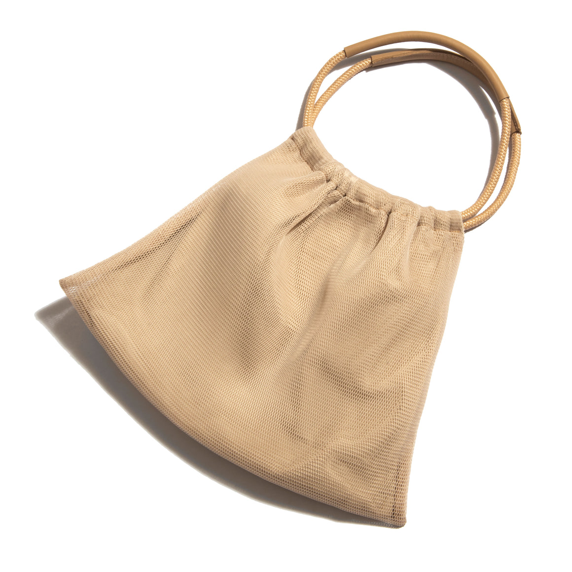 Moire Tote - Sand