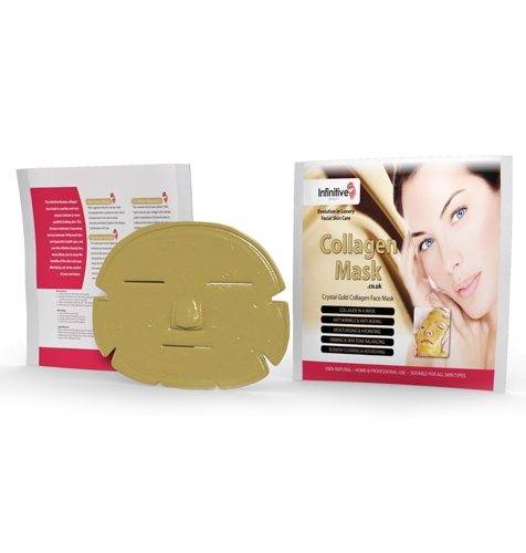 Infinitive Beauty Collagen Face Mask - 20 pack by  Its a Done Deal