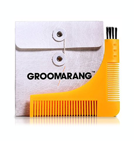 Groomarang Beard Styling Comb by Its a Done Deal