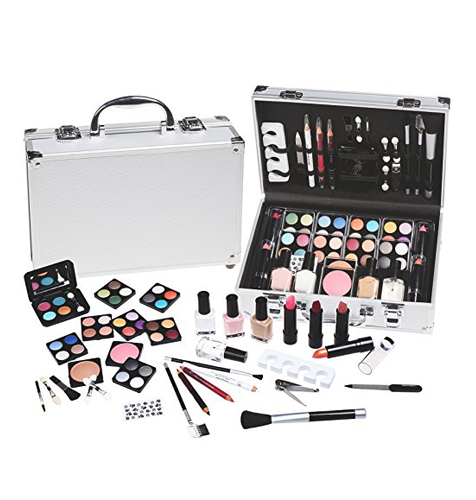 Miss Pouty 61 Piece Vanity Case by  Its a Done Deal