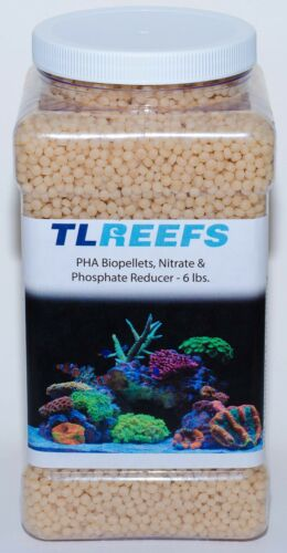 Biopellets, Aquarium Nitrate & Phosphate Reducing PHA Granules - Free Shipping!