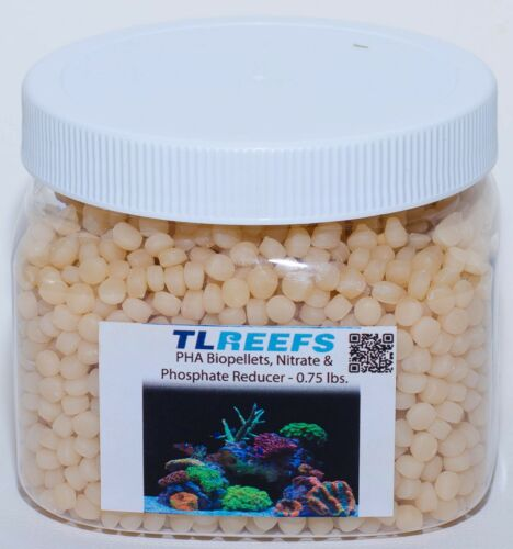 Biopellets, Aquarium Nitrate Phosphate Reducing PHA Granules, 0.75lbs Free Ship!
