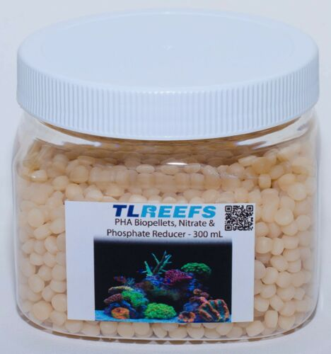 Biopellets, Aquarium Nitrate Phosphate Reducing PHA Granules, 300mL Free Ship!