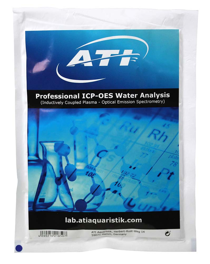 ATI Lab Test Kit for ICP-OES Complete Water Analysis