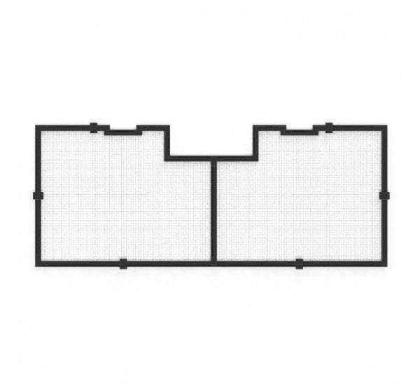 "Red Sea Tank Net Screen 24"" (incl. 1 Universal Cut Out)"