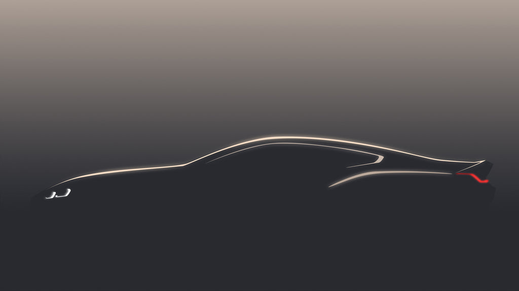 BMW's 8 Series Coupe teased!