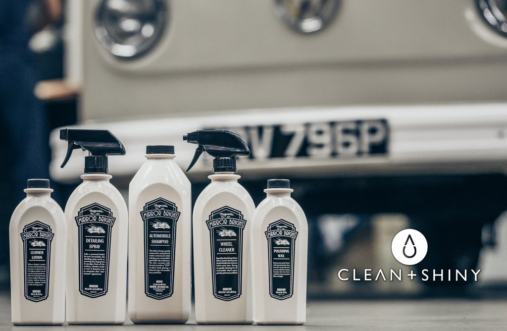 Meguiars Mirror Bright Range Now Available At Clean + Shiny