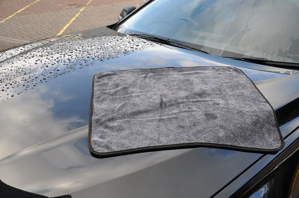 Safely Drag-Dry Your Car With The Rag Company's Double Twistress