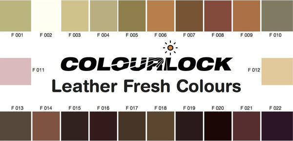 COLOURLOCK Leather Colours A