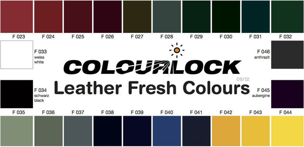 COLOURLOCK Leather Colours B