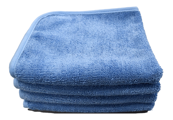 The Rag Company Premium FTW 14 x 16 Twisted Loop Glass Towel