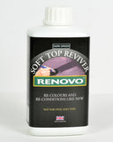 Renovo Soft Top Reviver - Various Colours & Sizes
