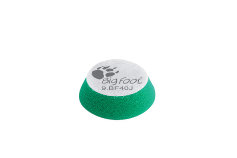 Rupes 40mm Green Medium Foam Cutting Spot Pad