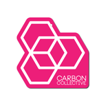 Carbon Collective Hanging Air Freshener - Amore (Pink)
