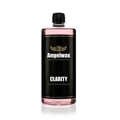 Angelwax CLARITY SUPER CONCENTRATED SCREENWASH 1 Litre