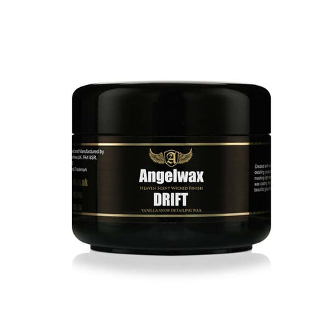 Angelwax DRIFT Vanilla Snow Detailing Wax For White Cars 250ml