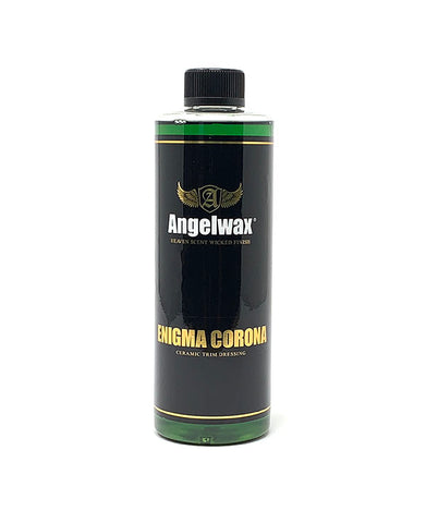 Angelwax ENIGMA Corona - Ceramic Trim Dressing 500ml